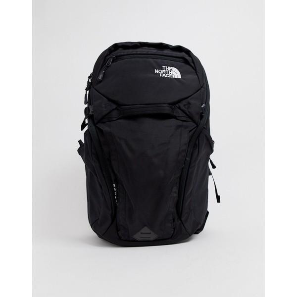人気の ノースフェイス メンズ backpack バックパック black in・リュックサック バッグ The North Face Router backpack in black Tnf black, ガラムガラム:32821908 --- fresh-beauty.com.au