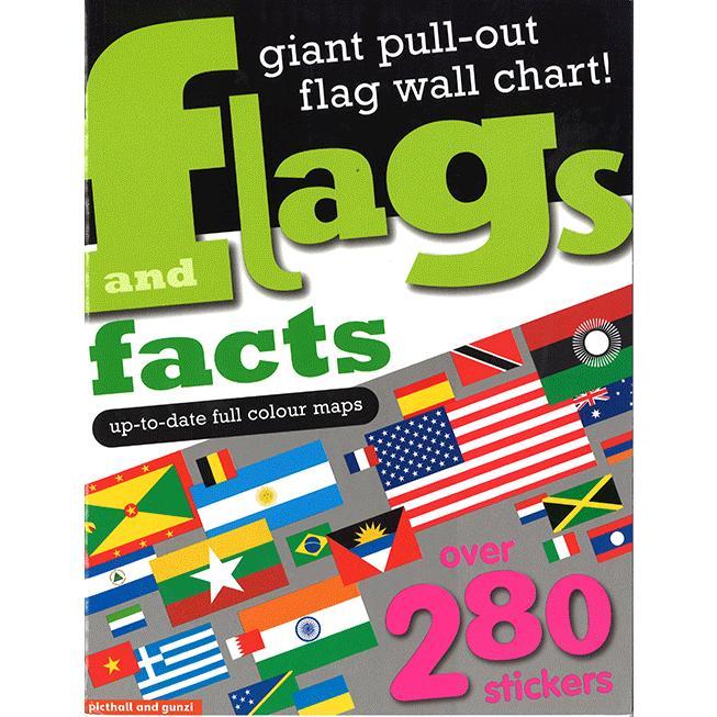FLAGS AND FACTS/世界の国旗図鑑/洋書/多読/英語教材 :FOB366 ...