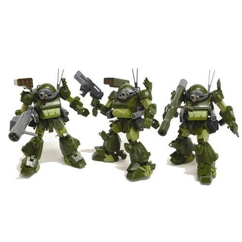 【送料無料】装甲騎兵ボトムズ ザ・ラストレッドショルダー AG-EX05【在庫限り】