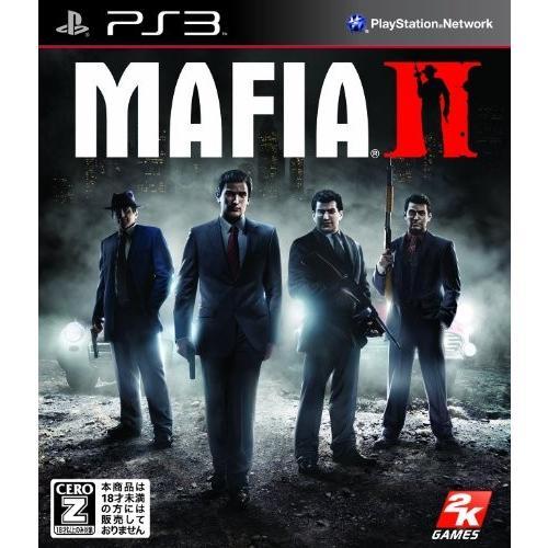【送料無料】MAFIA II【CEROレーティング「Z」】 - PS3【在庫限り】