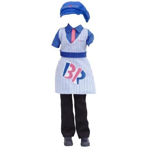 【送料無料】リカちゃん ドレス LW-09 サーティワン アイスクリーム ショップ ドレスセット【在庫限り】
