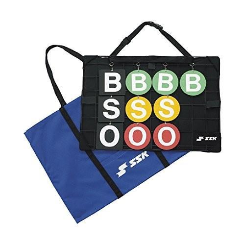 【新品】SSK (エスエスケイ) 野球 グラウンド備品 携帯用カウントボード(BSO) SGR14B SGR14B【在庫限り】