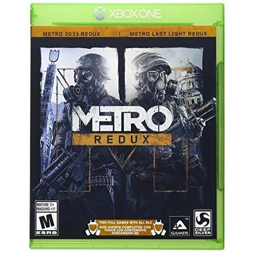【送料無料】Metro 赤ux (輸入版:北米) - XboxOne【在庫限り】