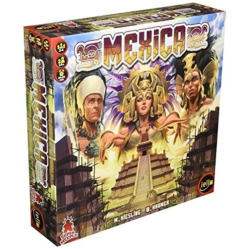 【送料無料】Mexica Board Game [並行輸入品]【在庫限り】