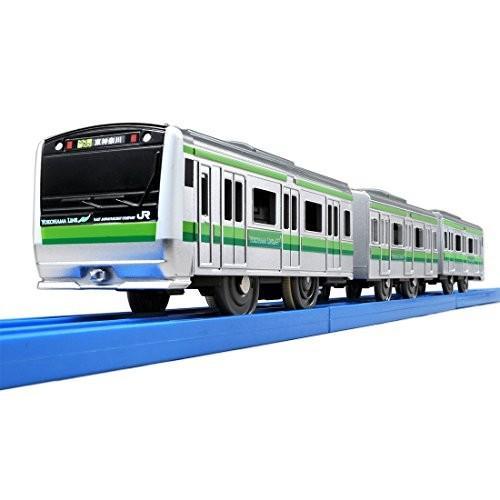 【送料無料】プラレール ぼくもだいすき!たのしい列車シリーズ E233系横浜線【在庫限り】