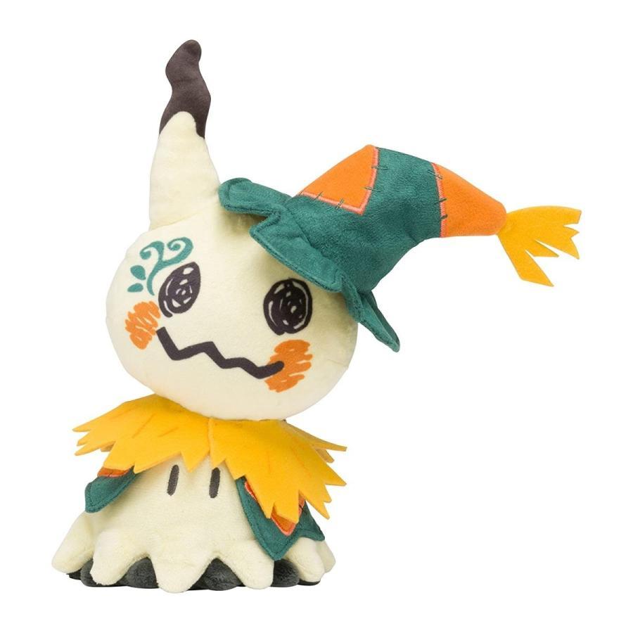 ポケモンセンターオリジナル ぬいぐるみ Pok?mon Halloween Time ミミッキュ asunaro-san 02