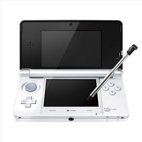 ニンテンドー3DS アイスホワイト 特価品コーナー☆ SALE開催中 メーカー生産終了