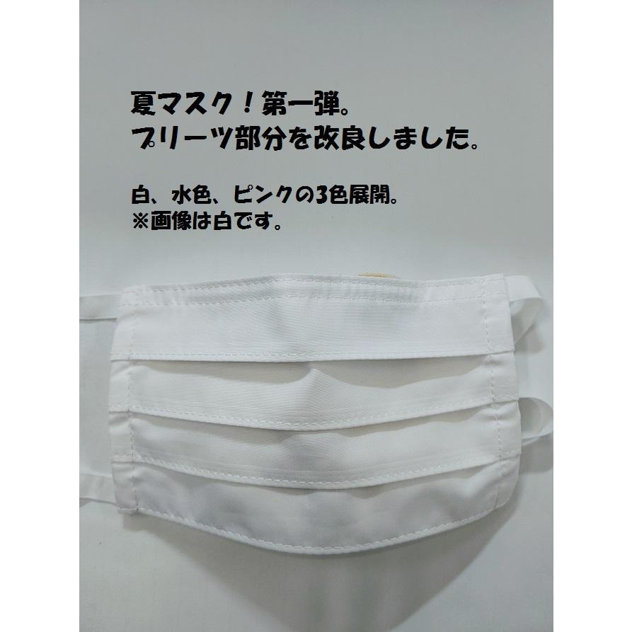 マスク 洗えるマスク(2枚組)プリーツ変更|asutoro