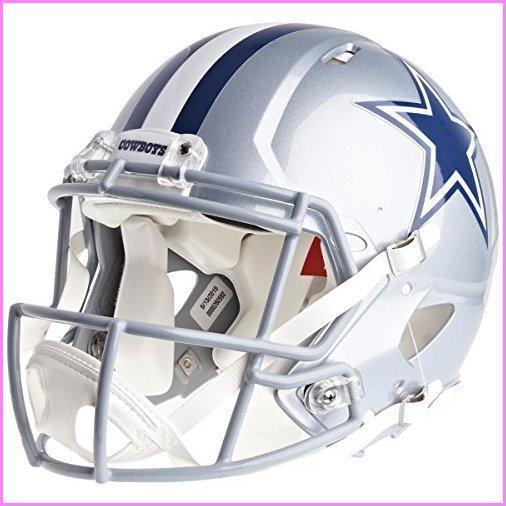 Riddell Dallas Cowboys NFL Authentic Speed Revolution Full Size Helmet from【並行輸入品】