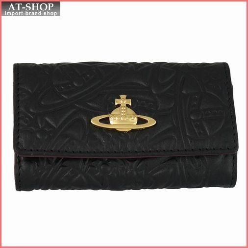 代引き人気 Vivienne Westwood ヴィヴィアン・ウェストウッド キーケース 720V 01V BLACK ブラック, PET KING e3b645df