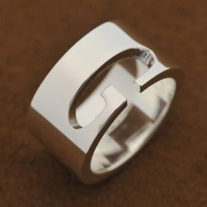 新発売 グッチ GUCCI リング 指輪 シルバー925 リング 258955-J8400/8106/07, 稲垣村 03b0f282