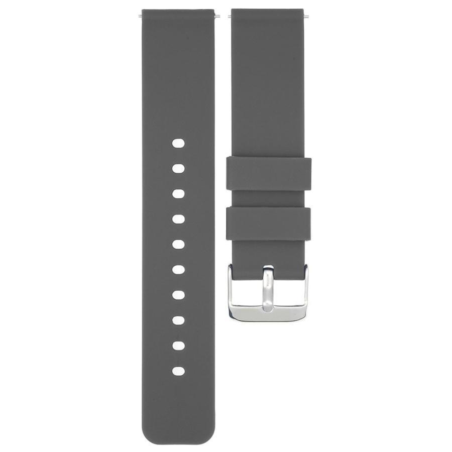 時計 ベルト 腕時計 バンド 18mm 20mm 22mm EMPIRE シリコン イージークリック atdigiplus 08