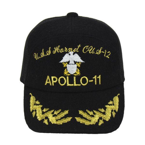 帽子 キャップ ベースボールキャップ【APOLLO】 S/M/L/LL/3L対応 どら猫オリジナルB-CAP|atelier-doraneko|02