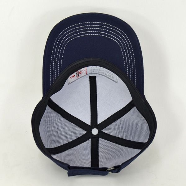 帽子 キャップ ベースボールキャップ【1st MARINE-V】 どら猫オリジナルB-CAP|atelier-doraneko|04