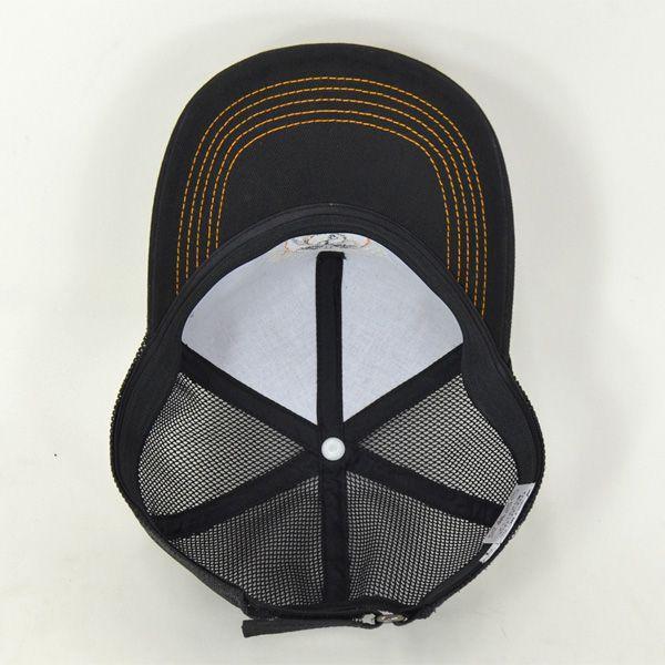 帽子 キャップ ベースボールキャップ【USMC】 どら猫オリジナルB-CAP|atelier-doraneko|04