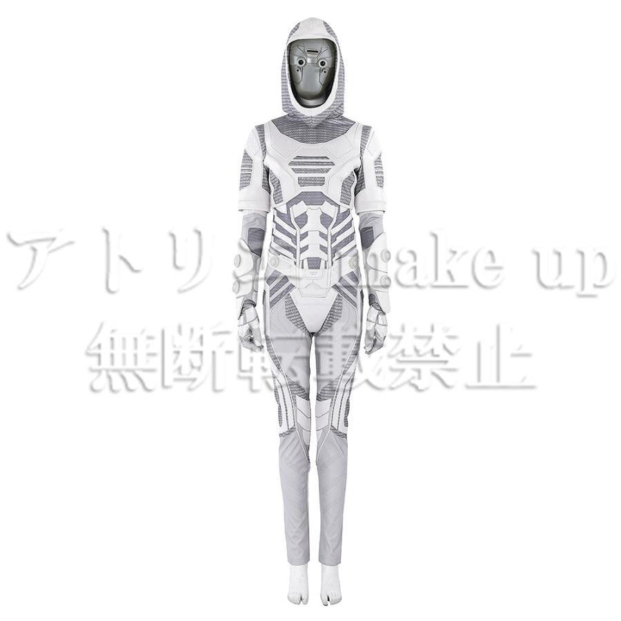 【アントマン コスプレ 衣装】ゴースト 映画 ゲーム コスチューム オーダーメイド対応