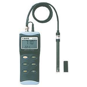 佐藤計量器 ハンディ型pH計 SK-620PHII