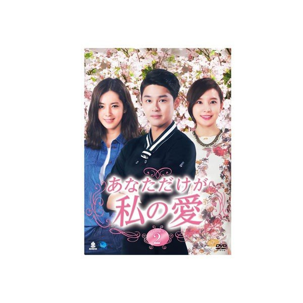 【18%OFF】 DVD-BOX2a1b■送料無料■韓国ドラマ あなただけが私の愛 DVD-BOX2a1b, ハンダシ:8dfa7f29 --- sonpurmela.online