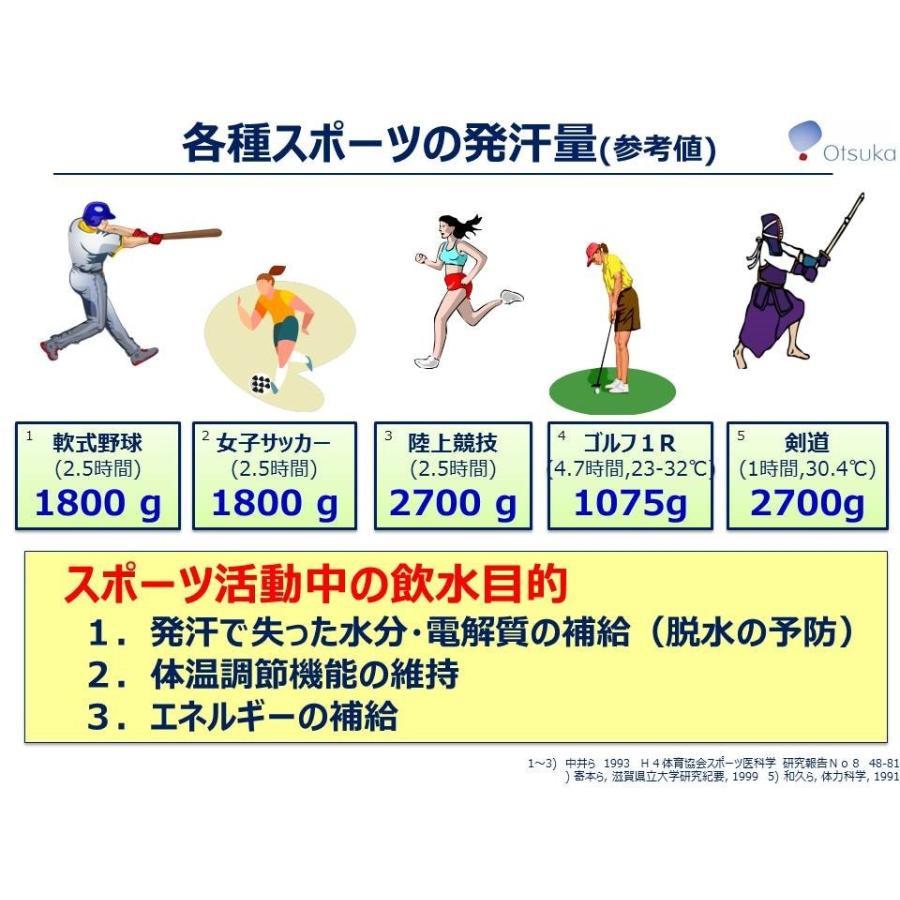 大塚製薬 10L対応ジャグタンク付 ポカリスエット 10L用粉末(10袋)×3ケース|athletesupportsystem|06