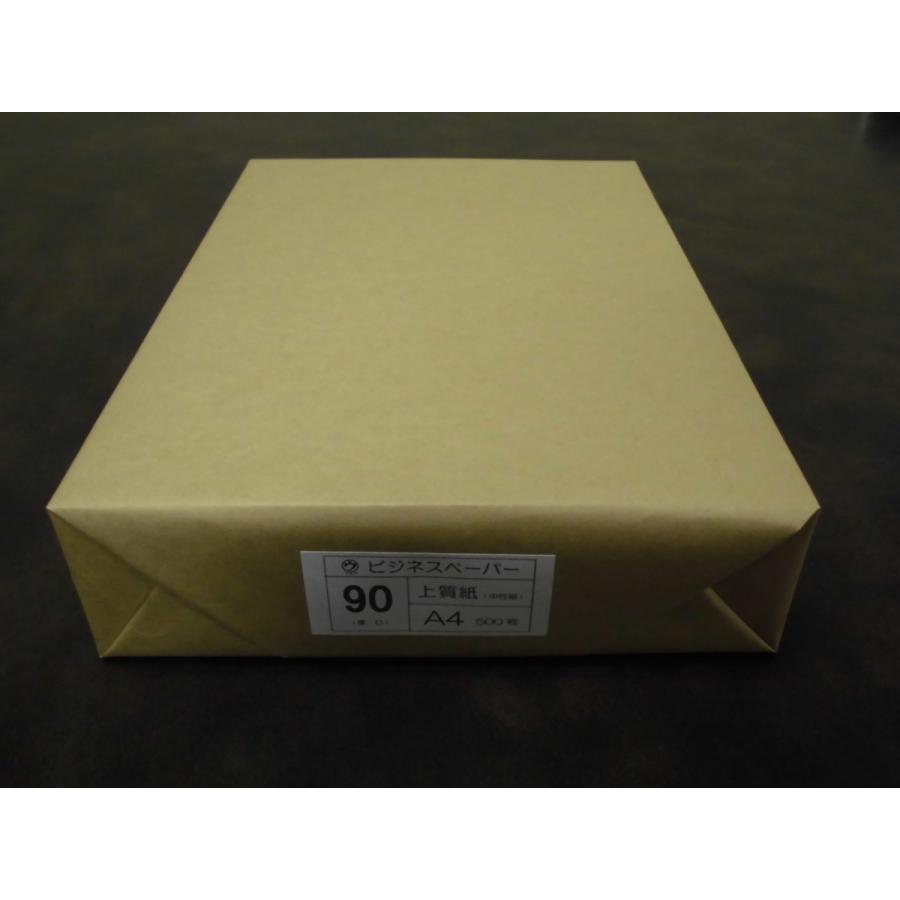 マルウ ビジネスペーパー 90Kg A4 500枚入り 上質紙/印刷用紙/レーザー/コピー/インクジェット対応|atiku-h