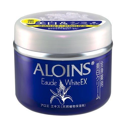 【送料無料·まとめ買い×48個セット】アロインス ALOINS オーデクリーム ホワイトEX 180g