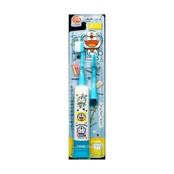 【送料無料·まとめ買い×120個セット】ミニマム ドラえもんハピカ ホワイト 電動歯ブラシ