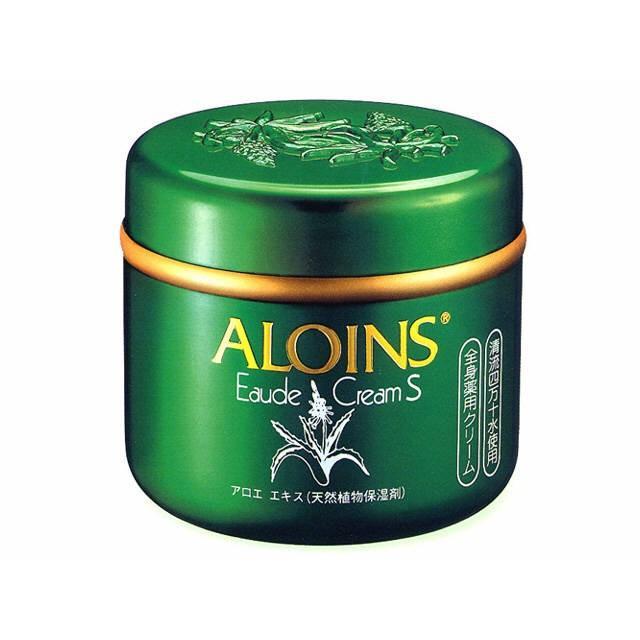 アロインス化粧品 アロインスオーデクリームS 185g 医薬部外品 薬用全身用スキンクリーム ×48点セット 【まとめ買い特価!】