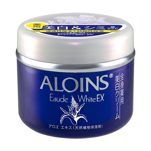 【送料無料·まとめ買い×48個セット】アロインス ALOINS オーデクリーム ホワイトEX 180g 1個