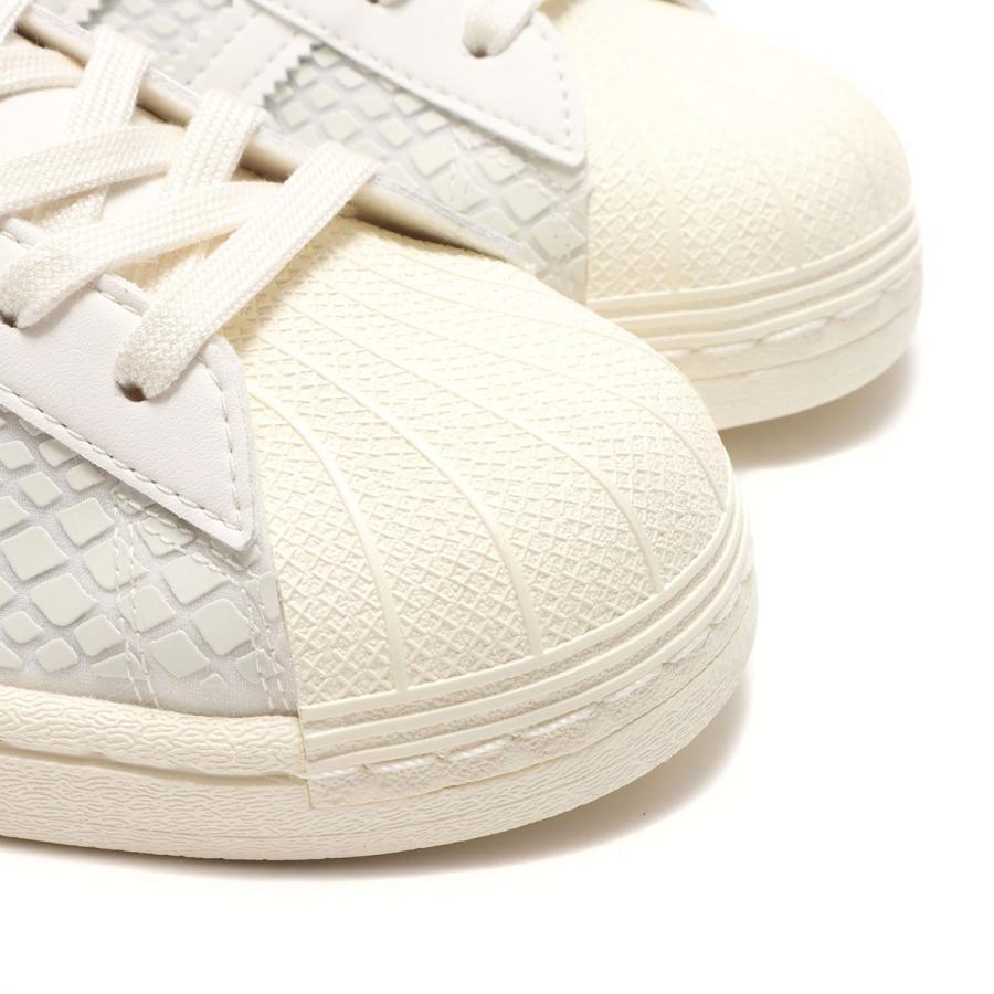 """アディダス adidas スニーカー スーパースター アトモス """"G-SNK"""" (OFF WHITE/OFF WHITE/CORE BLACK) 20SS-S at20-c atmos-tokyo 07"""