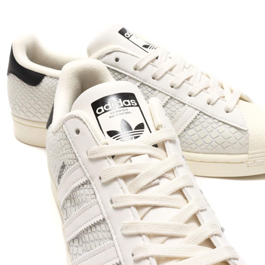 """アディダス adidas スニーカー スーパースター アトモス """"G-SNK"""" (OFF WHITE/OFF WHITE/CORE BLACK) 20SS-S at20-c atmos-tokyo 08"""