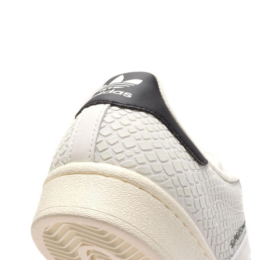 """アディダス adidas スニーカー スーパースター アトモス """"G-SNK"""" (OFF WHITE/OFF WHITE/CORE BLACK) 20SS-S at20-c atmos-tokyo 10"""