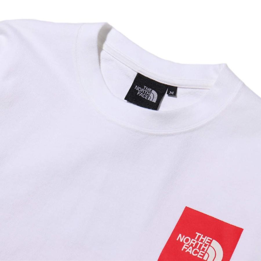 ザ・ノース・フェイス THE NORTH FACE 長袖Tシャツ ロングスリーブ スリーブグラフィック ティー (WHITE) 21SS-I|atmos-tokyo|03