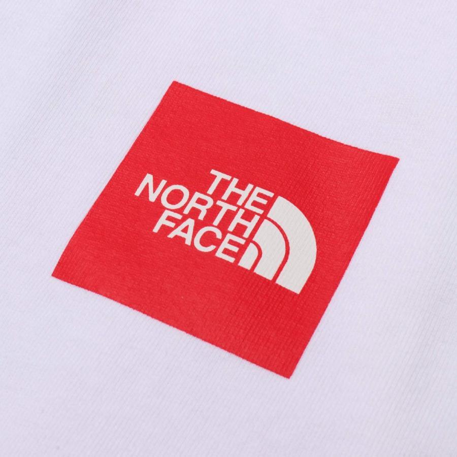 ザ・ノース・フェイス THE NORTH FACE 長袖Tシャツ ロングスリーブ スリーブグラフィック ティー (WHITE) 21SS-I|atmos-tokyo|04