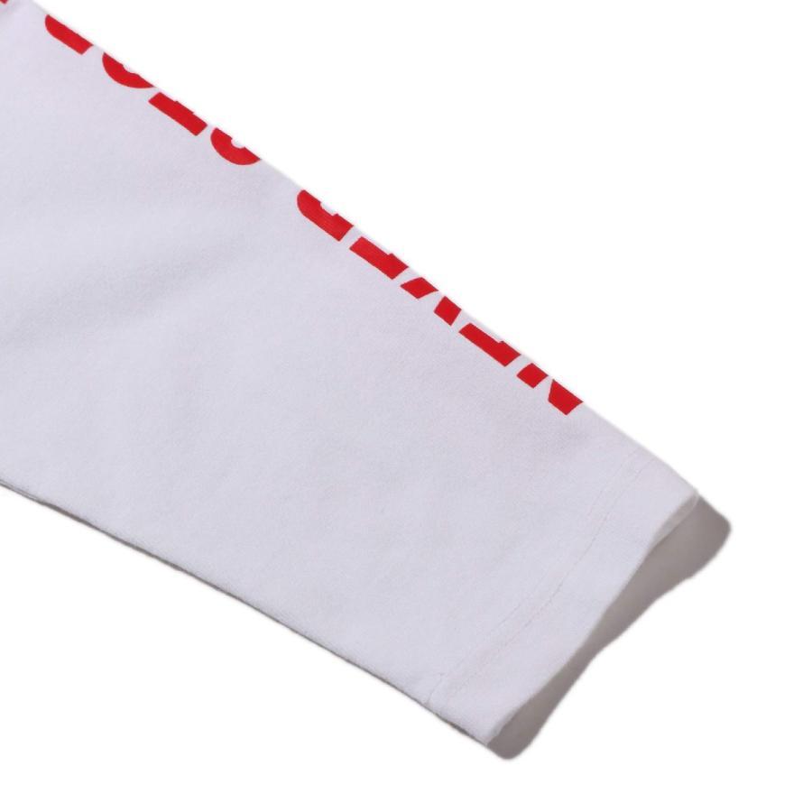 ザ・ノース・フェイス THE NORTH FACE 長袖Tシャツ ロングスリーブ スリーブグラフィック ティー (WHITE) 21SS-I|atmos-tokyo|05