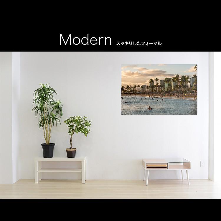 【日本製】アートボード/アートパネル 【日本製】アートボード/アートパネル artmart アートマート 絵画や写真をアルミフレームで表現するインテリアコーディネイト(90p-bl0001-orn-sa)