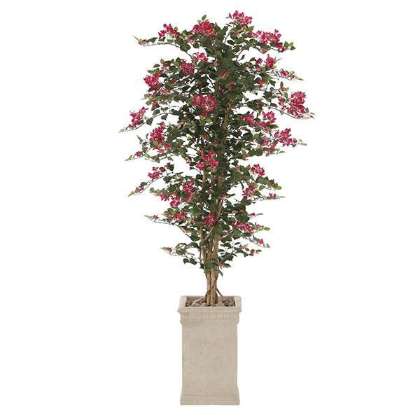 光触媒 観葉植物 植物 グリーン おしゃれ インテリア ブーゲンビリア 人工観葉植物 高さ160cm