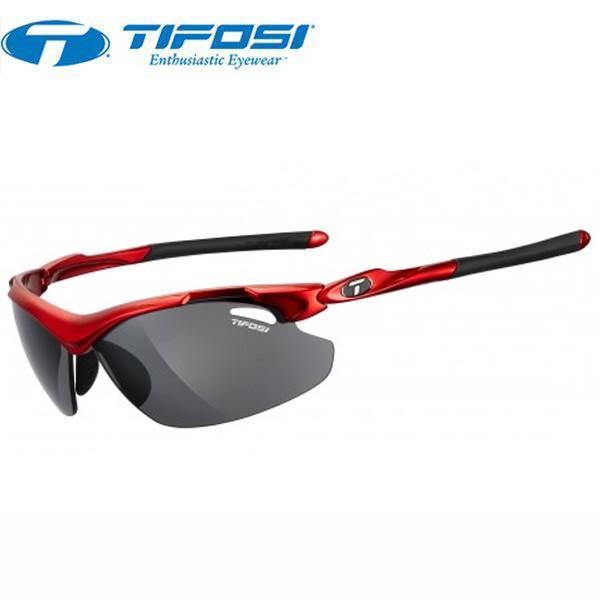 TIFOSI (ティフォージ) 自転車 サングラス TYRANT2.0 タイラント2.0 カーボン スモークポラライズド フォトテック 1120600761