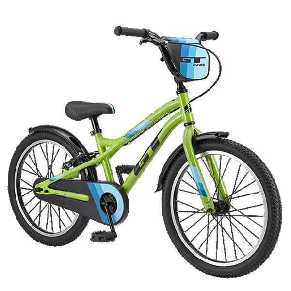 2020 GT 20インチ ランジ20 GT Runge 20 グリーン キッズ 子供 自転車