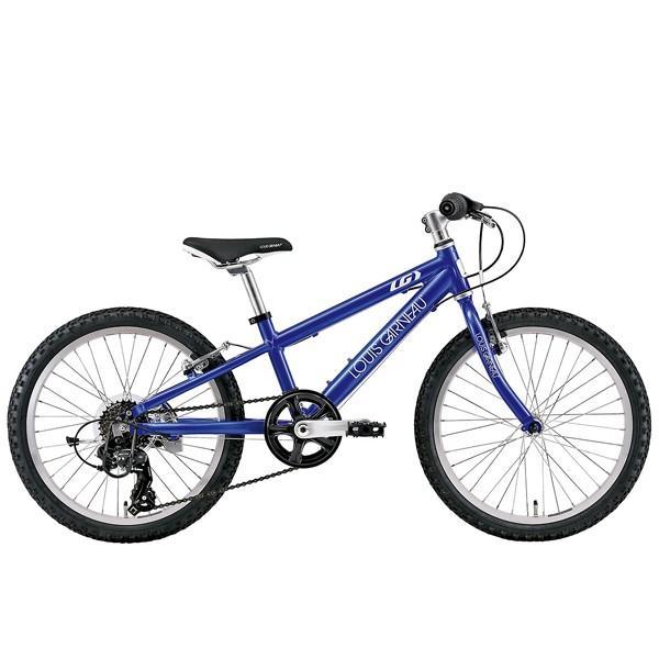 【店頭受取限定】 ルイガノ キッズ 20インチ J20 LOUIS GARNEAU J20 LG 青 キッズ 子供 自転車