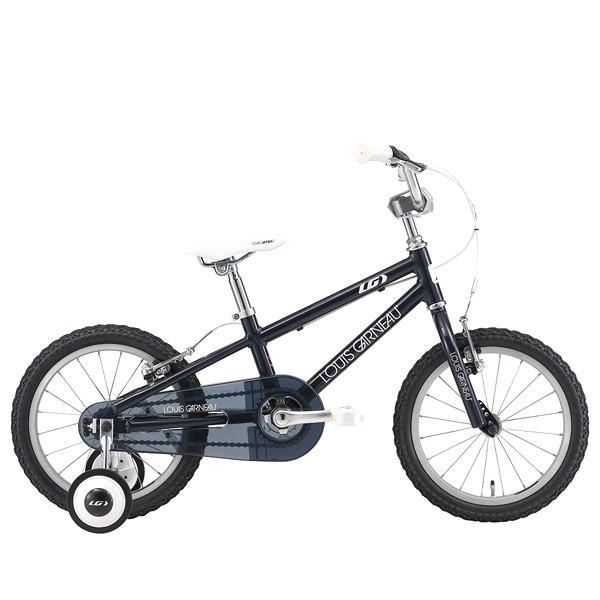【店頭受取限定】ルイガノ 16インチ K16 LOUIS GARNEAU K16 LG NAVY キッズ 子供 自転車