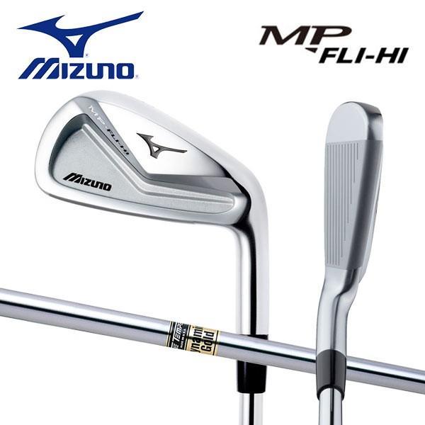 ミズノ ゴルフ MP FLI-HI ユーティリティ ダイナミックゴールド S200 スチールシャフト MIZUNO