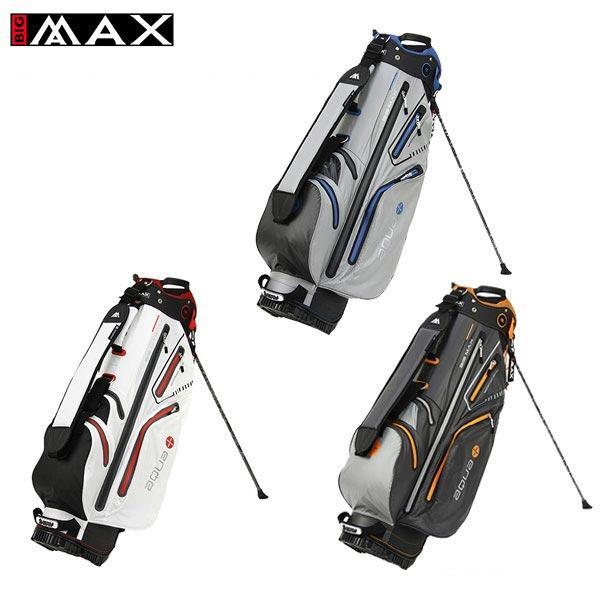 ビッグマックス ゴルフ AQUA8 BMC006 スタンド キャディバッグ
