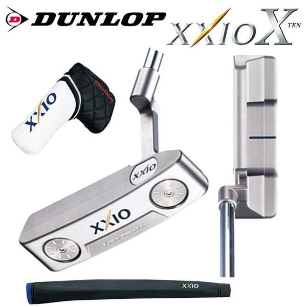 「34インチと32インチ」 ダンロップ ゴルフ ゼクシオ ミルド ブレードタイプ パター XXIO MILLED 32インチはレディース向け