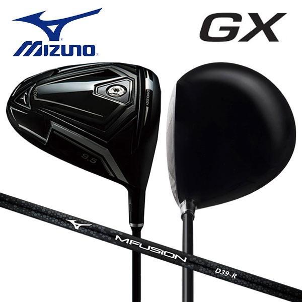 ミズノ ゴルフ GX 5KJBB56151 ドライバー MFUSION D カーボンシャフト Mizuno Mフュージョン