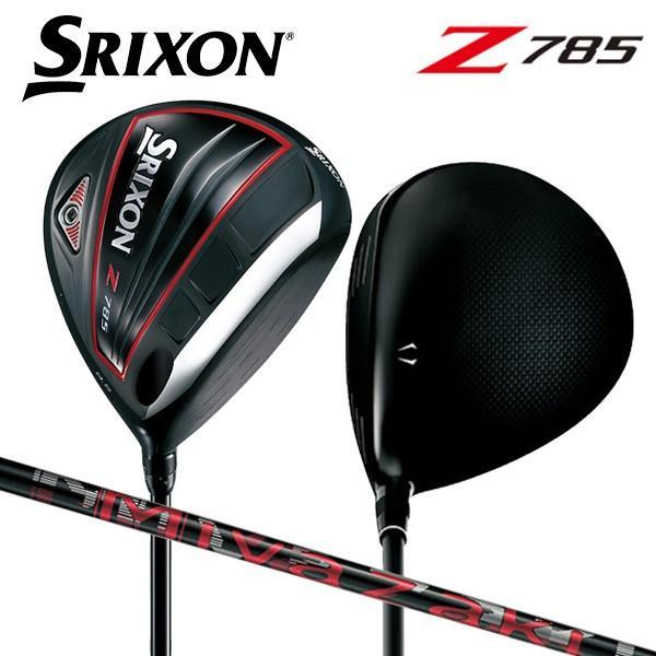 ダンロップ ゴルフ スリクソン Z785 SRIXON ドライバー ミヤザキ マハナ カーボンシャフト