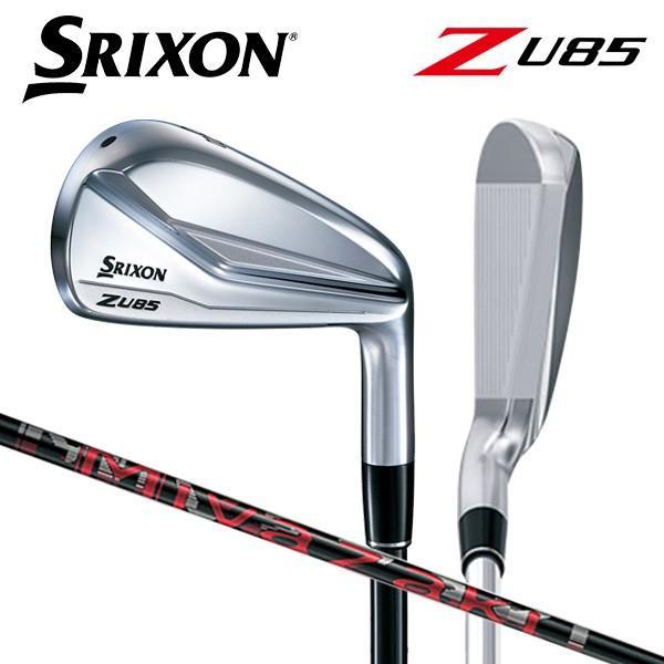 ダンロップ ゴルフ スリクソン ZU85 アイアン型 ユーティリティー Miyazaki Mahana マハナ カーボンシャフト ミヤザキ SRIXON