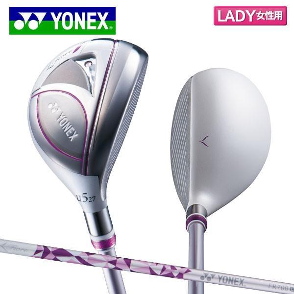 「レディース」 ヨネックス ゴルフ フィオーレ ユーティリティー FR700 カーボンシャフト YONEX Fiore