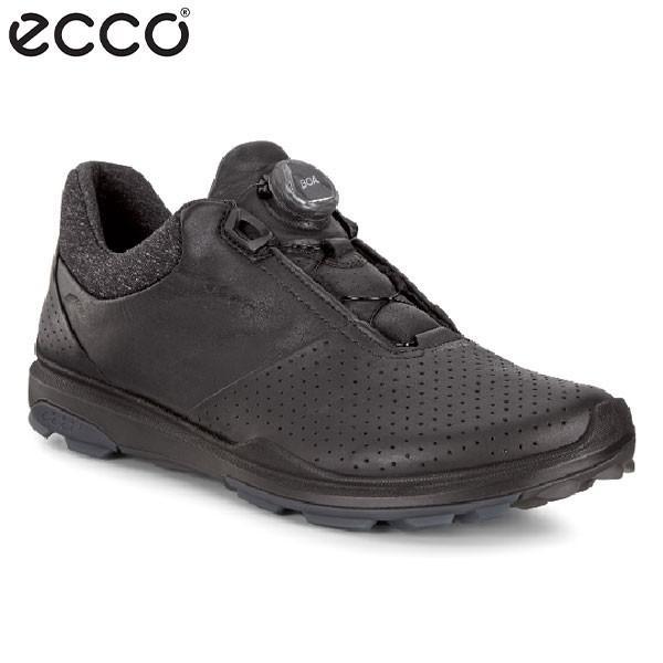 エコー ゴルフ バイオム ハイブリッド3 ボア 155814 ゴルフシューズ ブラック(01001)