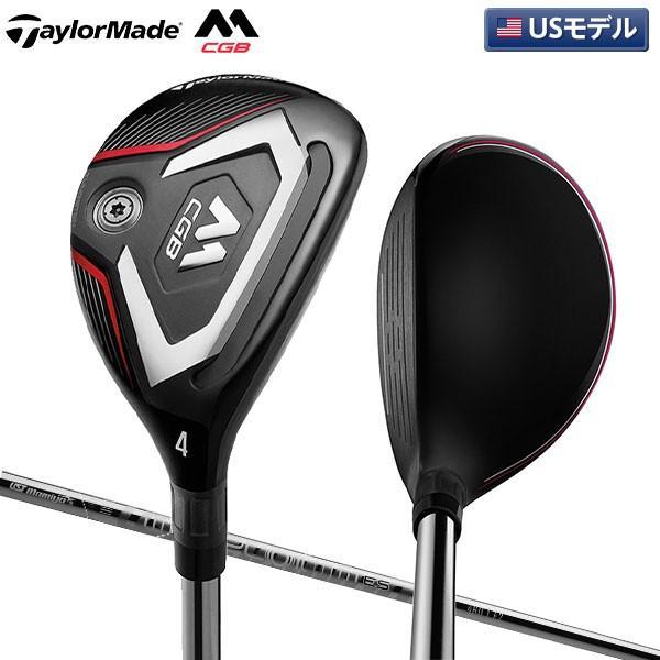「USモデル/日本未発売モデル」 テーラーメイド ゴルフ M CGB レスキュー ユーティリティー UST RECOIL460 カーボンシャフト Taylormade MCGB