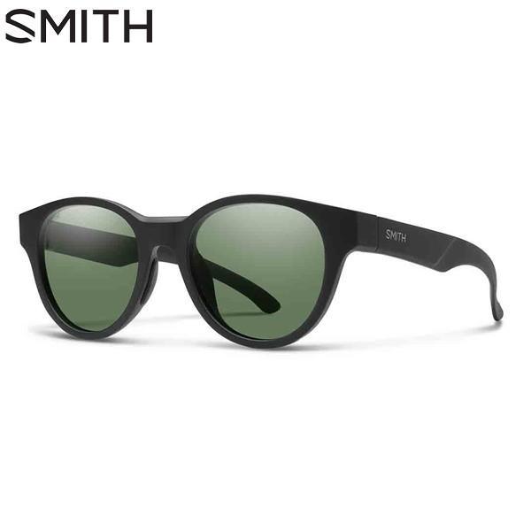 スミス スネア 020446151 Snare サングラス Matte 黒 Polar Gray 緑